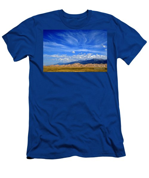 Glorious Morning Men's T-Shirt (Slim Fit) by Paula Guttilla