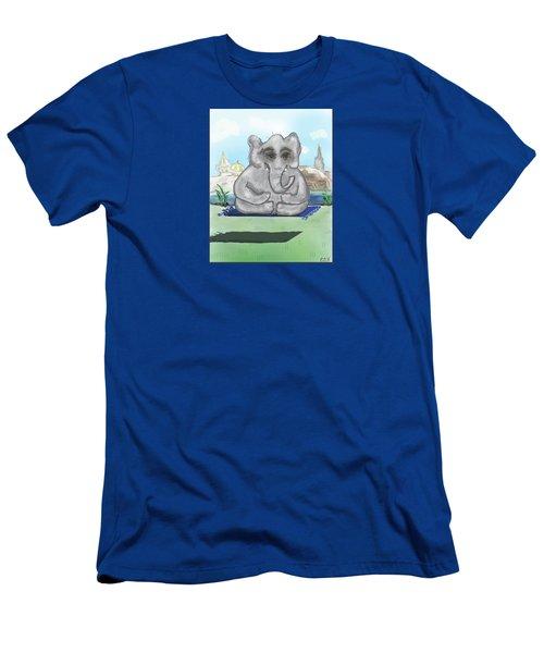 Go Zen, Baby Men's T-Shirt (Athletic Fit)