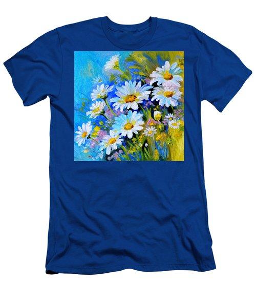 God's Touch Men's T-Shirt (Athletic Fit)