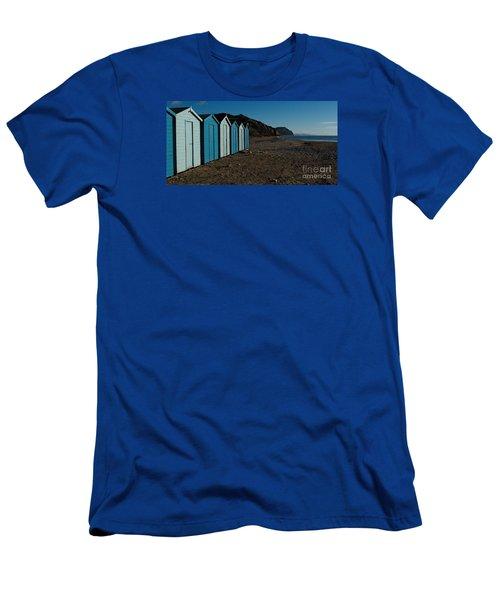Golden Cap Men's T-Shirt (Slim Fit) by Gary Bridger