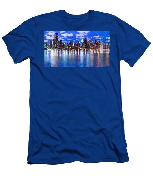 Gothem Men's T-Shirt (Slim Fit) by Az Jackson