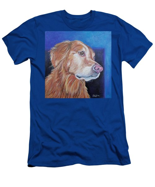 Gracie Men's T-Shirt (Slim Fit) by Susan DeLain