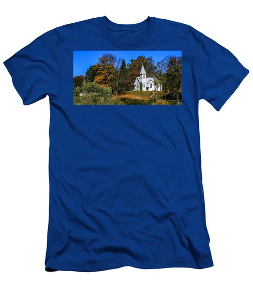 Grassy Creek Methodist Church Men's T-Shirt (Athletic Fit)