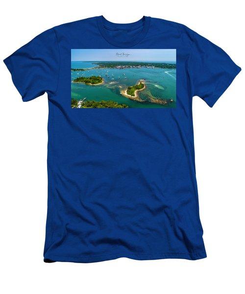 Great Harbor Men's T-Shirt (Athletic Fit)