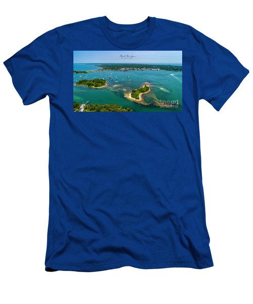 Great Harbor Men's T-Shirt (Athletic Fit)