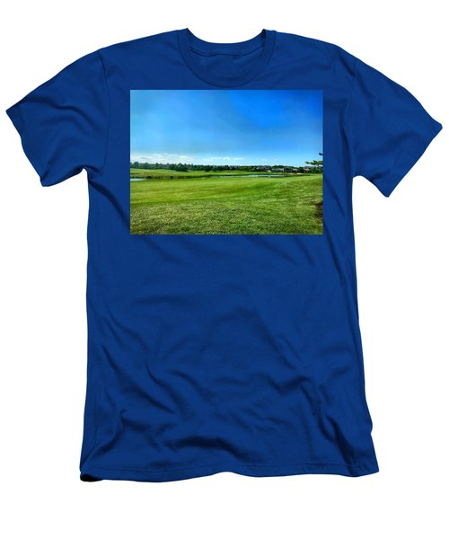 Green Acres 2018 Men's T-Shirt (Athletic Fit)