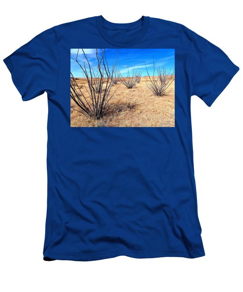 Ground Level - New Mexico Men's T-Shirt (Athletic Fit)