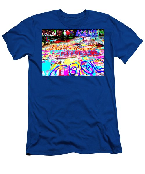 Happy Birthday Noelle Men's T-Shirt (Athletic Fit)