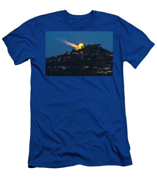 Helix Moon Men's T-Shirt (Athletic Fit)