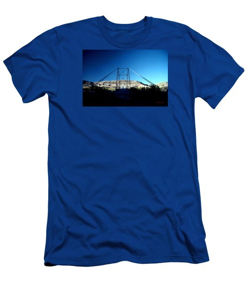 Historic Dewey Bridge Men's T-Shirt (Athletic Fit)