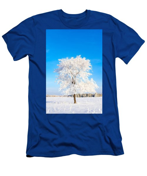 Hoar Frost Men's T-Shirt (Athletic Fit)