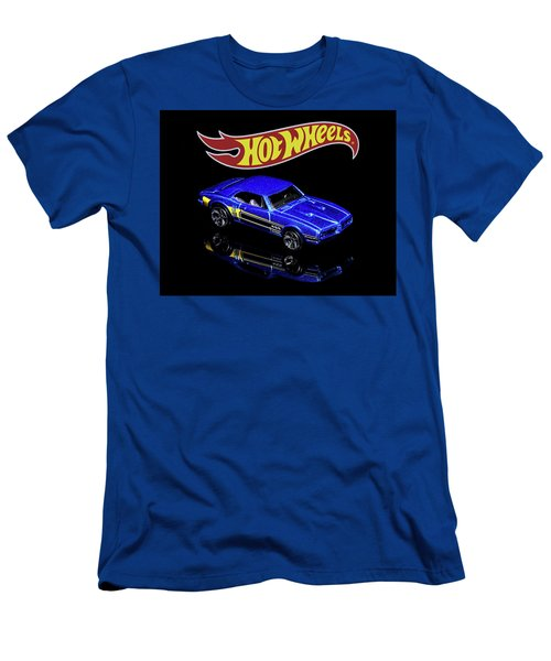 Hot Wheels '67 Pontiac Firebird 400-2 Men's T-Shirt (Athletic Fit)