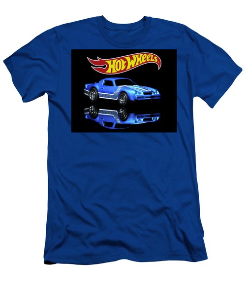 Hot Wheels Gm Camaro Z28 Men's T-Shirt (Athletic Fit)