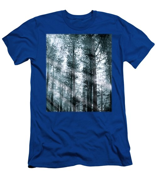 I Talk To The Trees Men's T-Shirt (Athletic Fit)