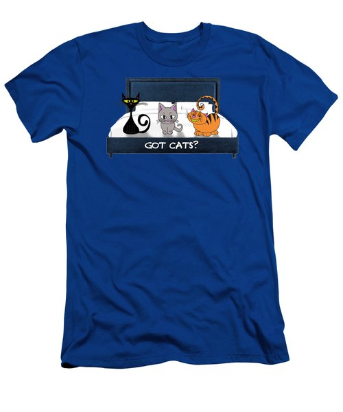 If You Have Cats Men's T-Shirt (Athletic Fit)