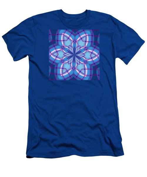Interlaced Men's T-Shirt (Athletic Fit)