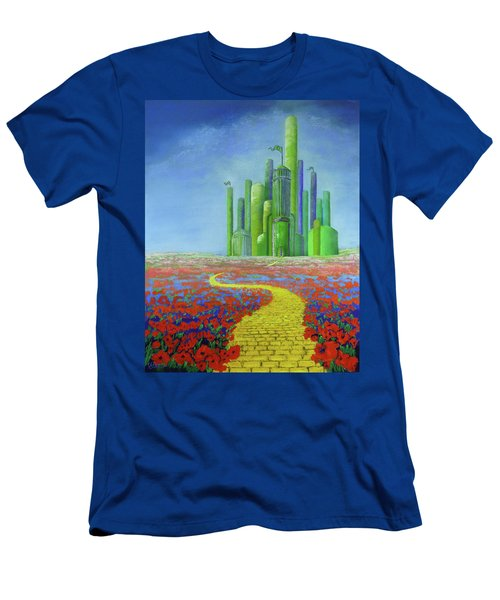Interlude On The Journey Home Men's T-Shirt (Athletic Fit)