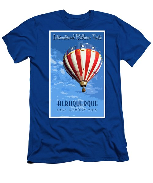 International Balloon Fiesta Men's T-Shirt (Slim Fit)