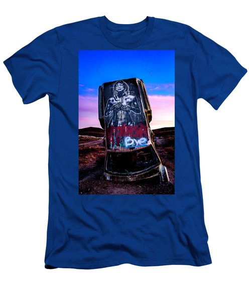 International Car Forest Of The Last Church 4 Men's T-Shirt (Athletic Fit)