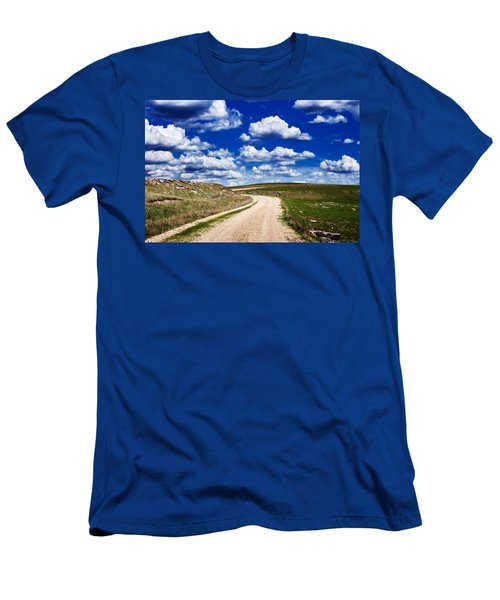 Into The Clouds Men's T-Shirt (Athletic Fit)