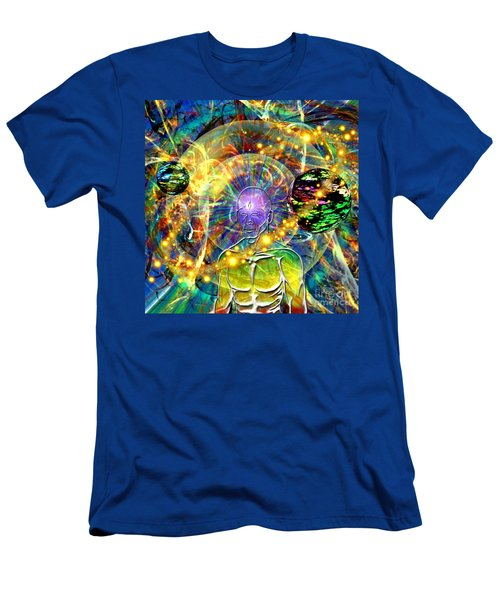 Inward Exploration Men's T-Shirt (Athletic Fit)