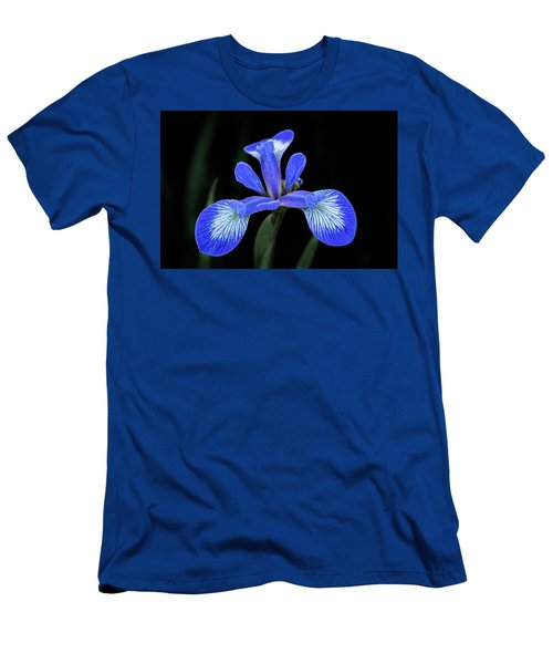 Iris #2 Men's T-Shirt (Athletic Fit)