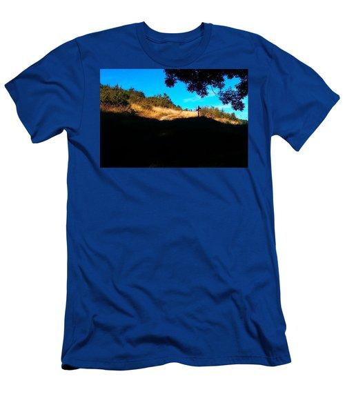 It's Smileland It's My Land Men's T-Shirt (Slim Fit)