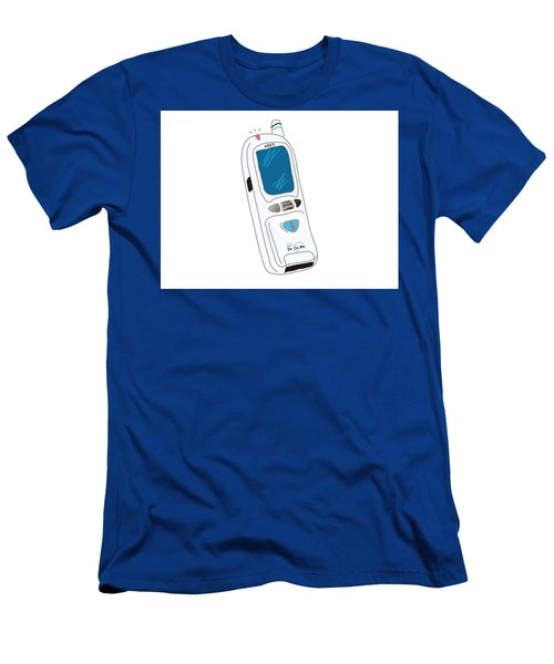 Japanese Classic Phone Men's T-Shirt (Athletic Fit)