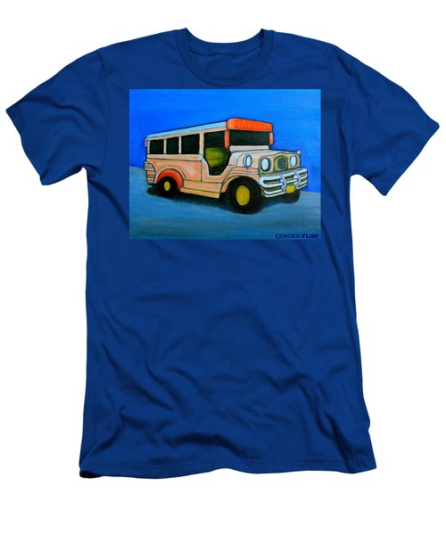 Jeepney Men's T-Shirt (Athletic Fit)