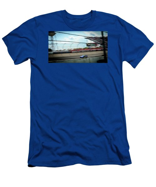 Jeff Gordon's Last Race At Mis Men's T-Shirt (Athletic Fit)
