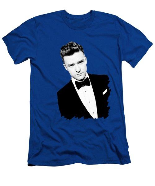 Justin Timberlake Men's T-Shirt (Athletic Fit)