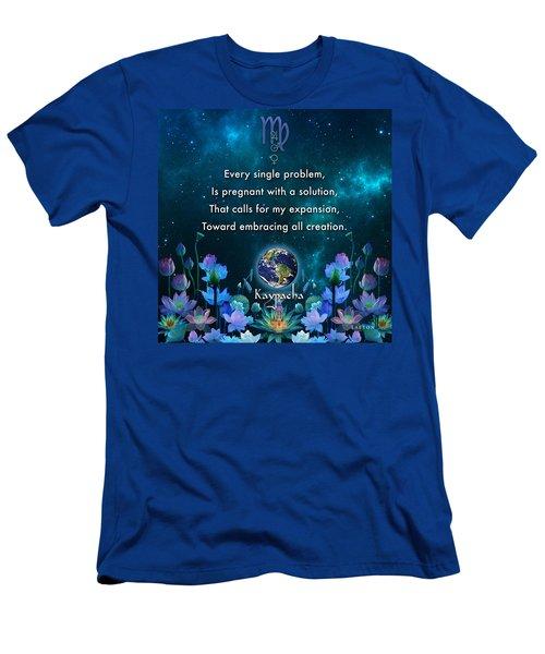 Kaypacha's Mantra 10.28.2015 Men's T-Shirt (Athletic Fit)