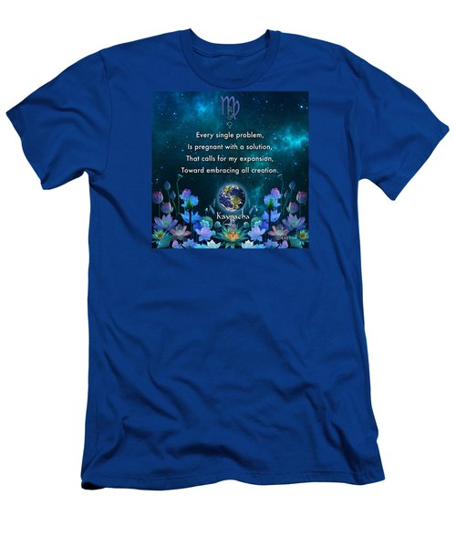 Kaypacha's Mantra 10.28.2015 Men's T-Shirt (Athletic Fit)