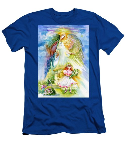 Keep Her Safe Lord Men's T-Shirt (Athletic Fit)