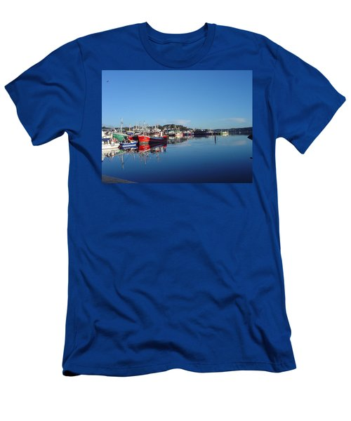 Killeybeggs Harbor Men's T-Shirt (Athletic Fit)