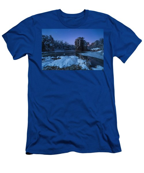King Of The Night Men's T-Shirt (Athletic Fit)