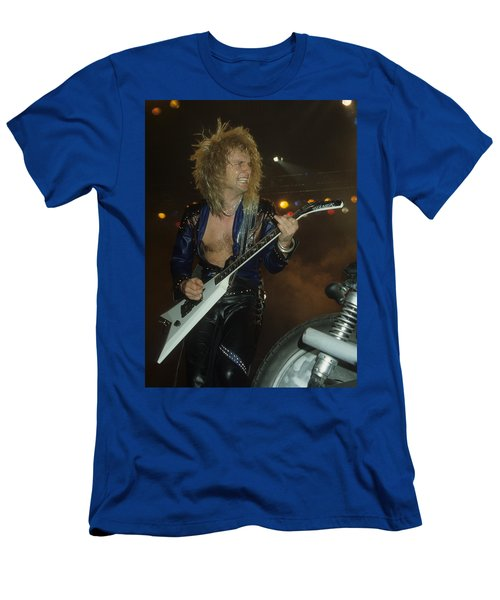Kk Downing Of Judas Priest Men's T-Shirt (Athletic Fit)