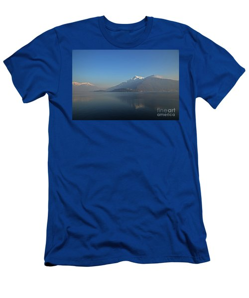 Lake Como Men's T-Shirt (Athletic Fit)