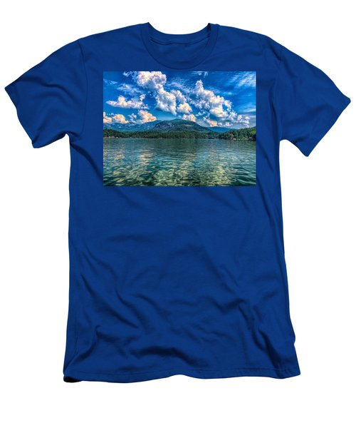 Lake Lure Beauty Men's T-Shirt (Athletic Fit)
