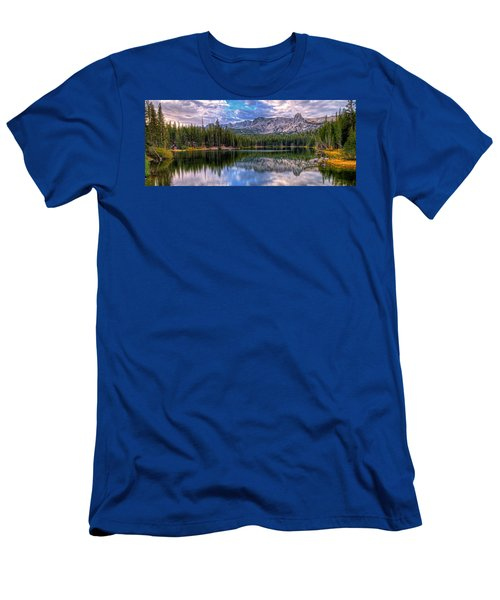 Lake Mamie Panorama Men's T-Shirt (Athletic Fit)