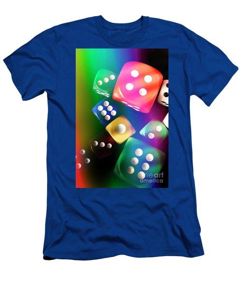Las Vegas Art Men's T-Shirt (Athletic Fit)