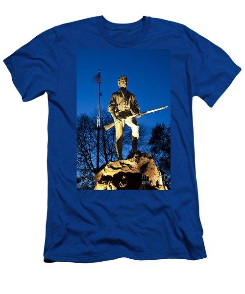 Lexington Minuteman Men's T-Shirt (Athletic Fit)
