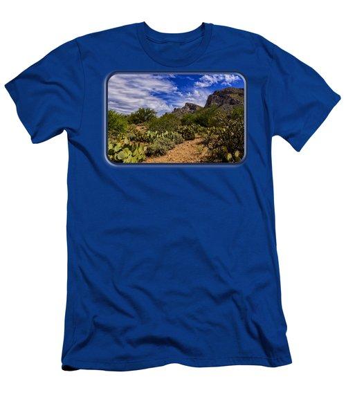 Linda Vista No29 Men's T-Shirt (Athletic Fit)