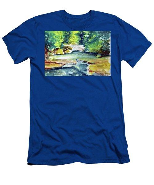 Little Falls Men's T-Shirt (Athletic Fit)