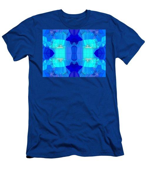 Little Fishes Men's T-Shirt (Athletic Fit)