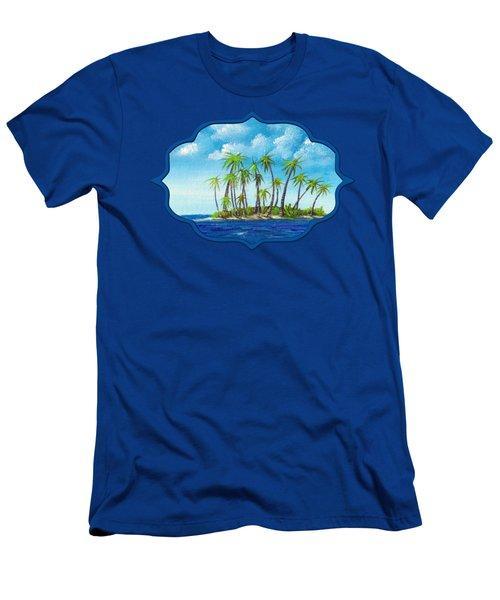 Little Island Men's T-Shirt (Athletic Fit)