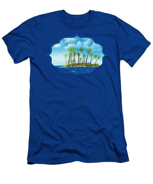 Little Island Men's T-Shirt (Athletic Fit)