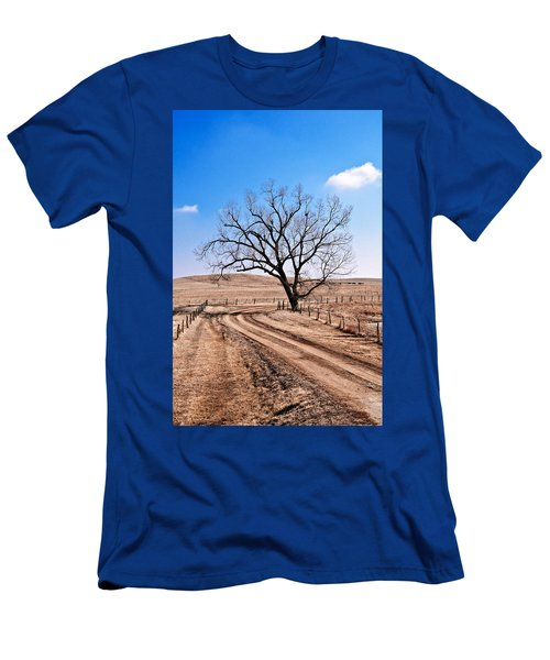 Lone Tree February 2010 Men's T-Shirt (Athletic Fit)