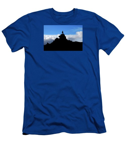 The Summit Hunter Men's T-Shirt (Athletic Fit)