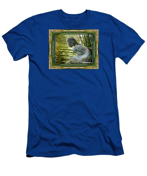 Men's T-Shirt (Slim Fit) featuring the photograph Looking In by Bell And Todd